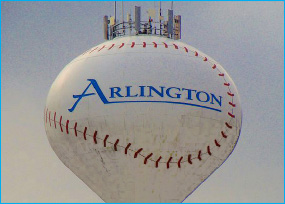 Arlington Water Tower