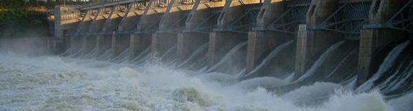 Gavin's Point Dam water release