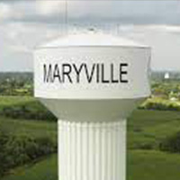 Maryville water tower